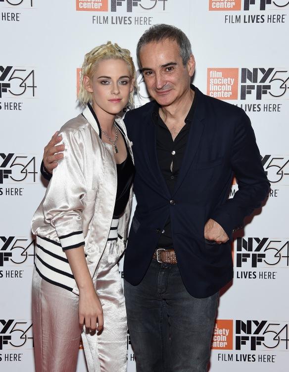 "54th New York Film Festival - ""Personal Shopper"" Intro and Q&A"