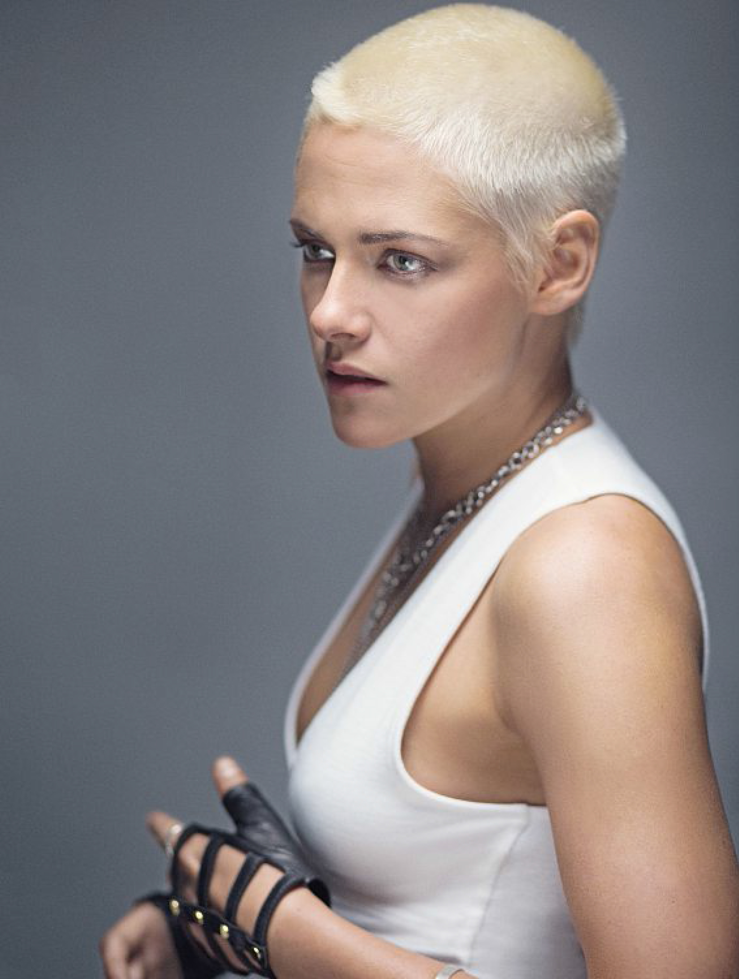 Kristen Stewart Talks With Italy Io Donna Magazine Talking Kristen Stewart